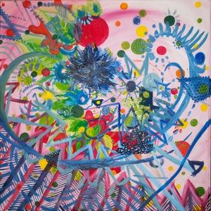 Fendi inspired artwork