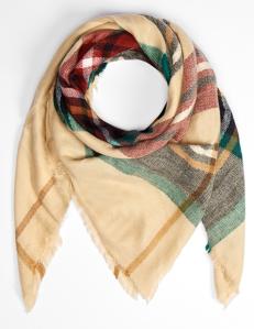 nova check scarf