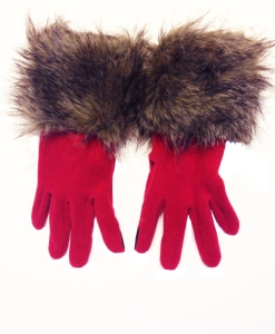 Kate Spade inspired gloves