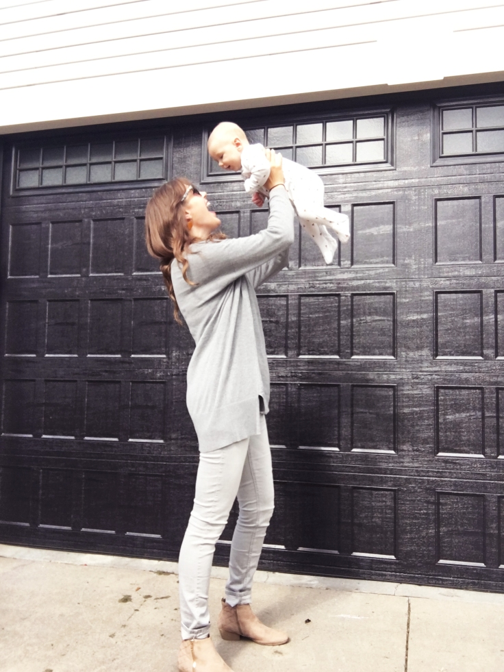 wolfie-in-the-air-justfab-sweater-maurices-pants-just-fab-booties-shoes-and-old-navy-candy-corn-onesie-for-baby-boy
