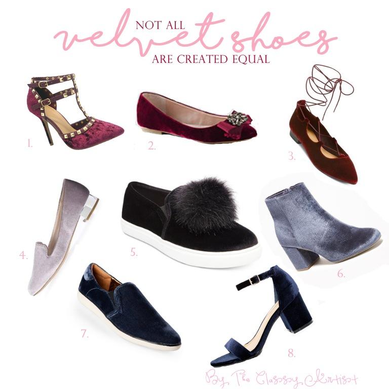 velvet-shoes