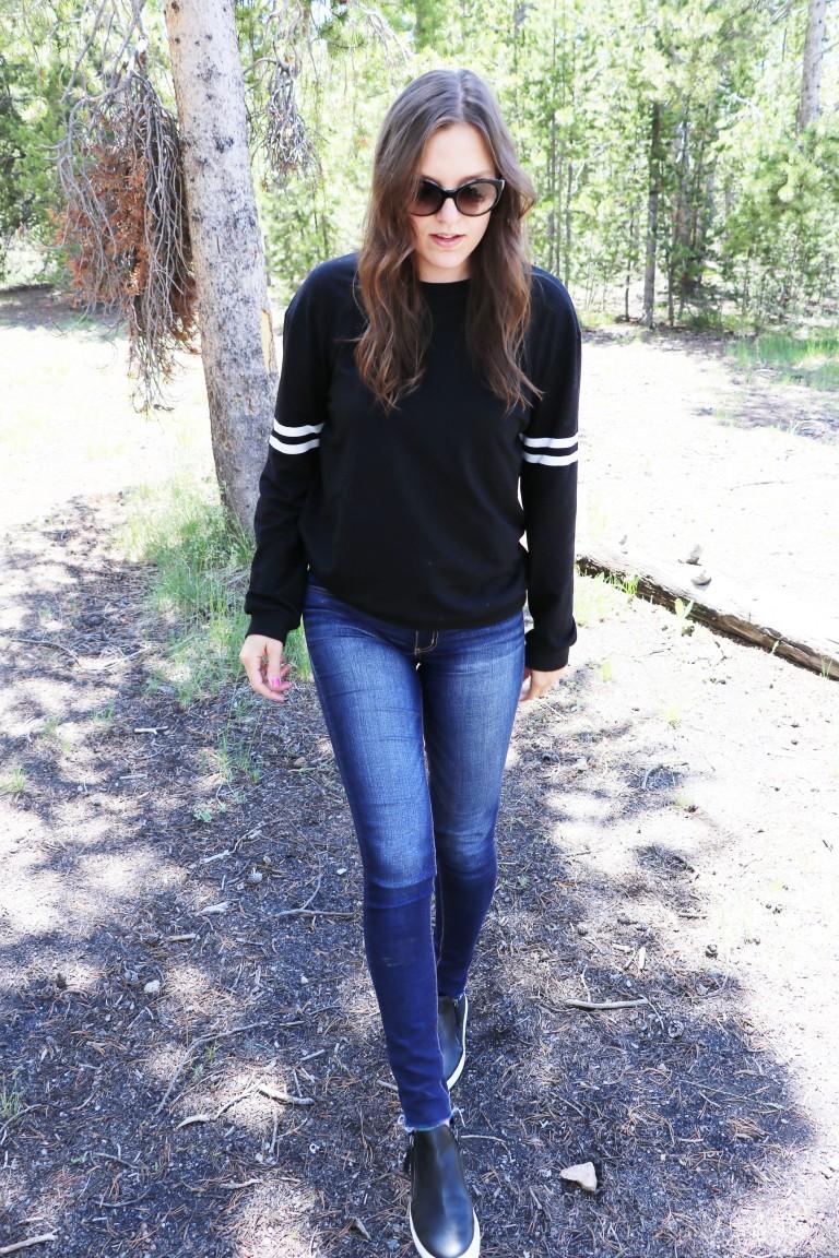 new black sweatshirt blogger 11