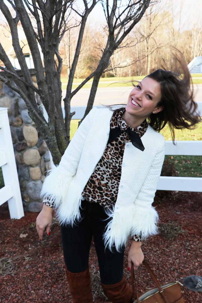 hair flip blogger copy
