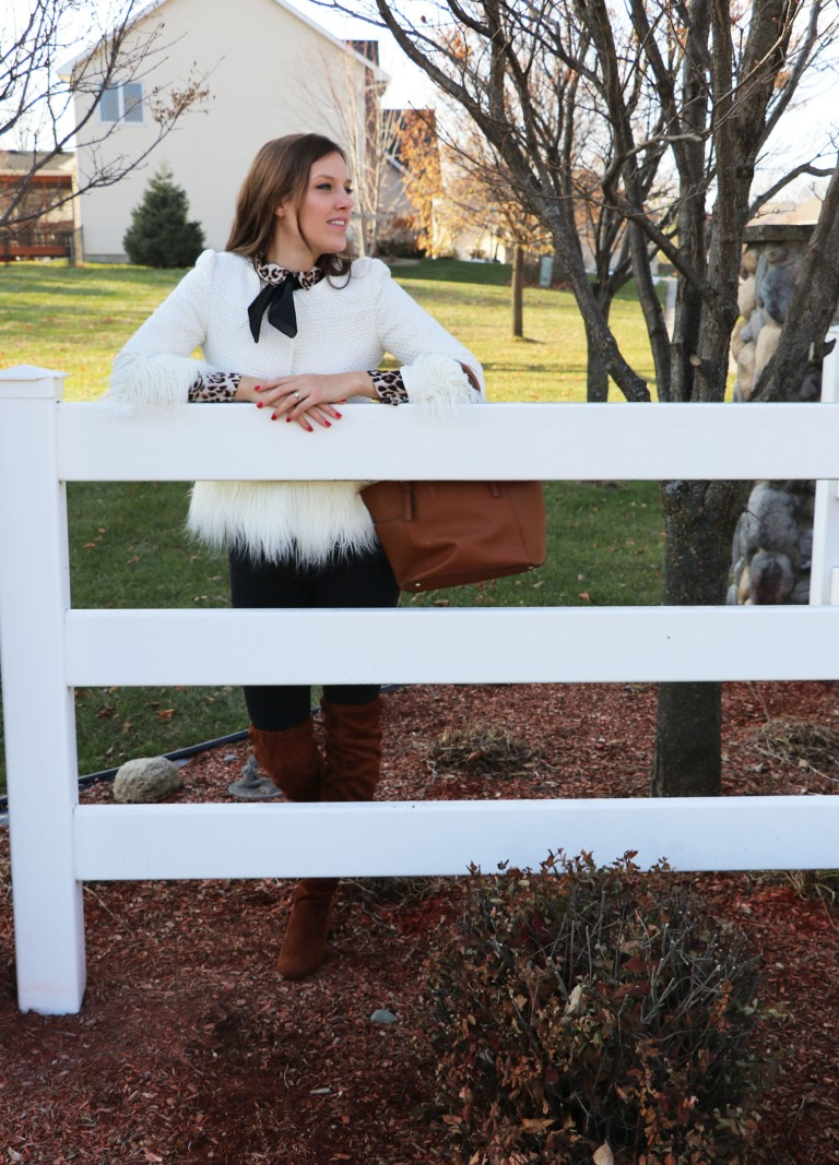 rustic chic sophicated outfit styled by artist blair waldorf style chanel inspired ootd copy