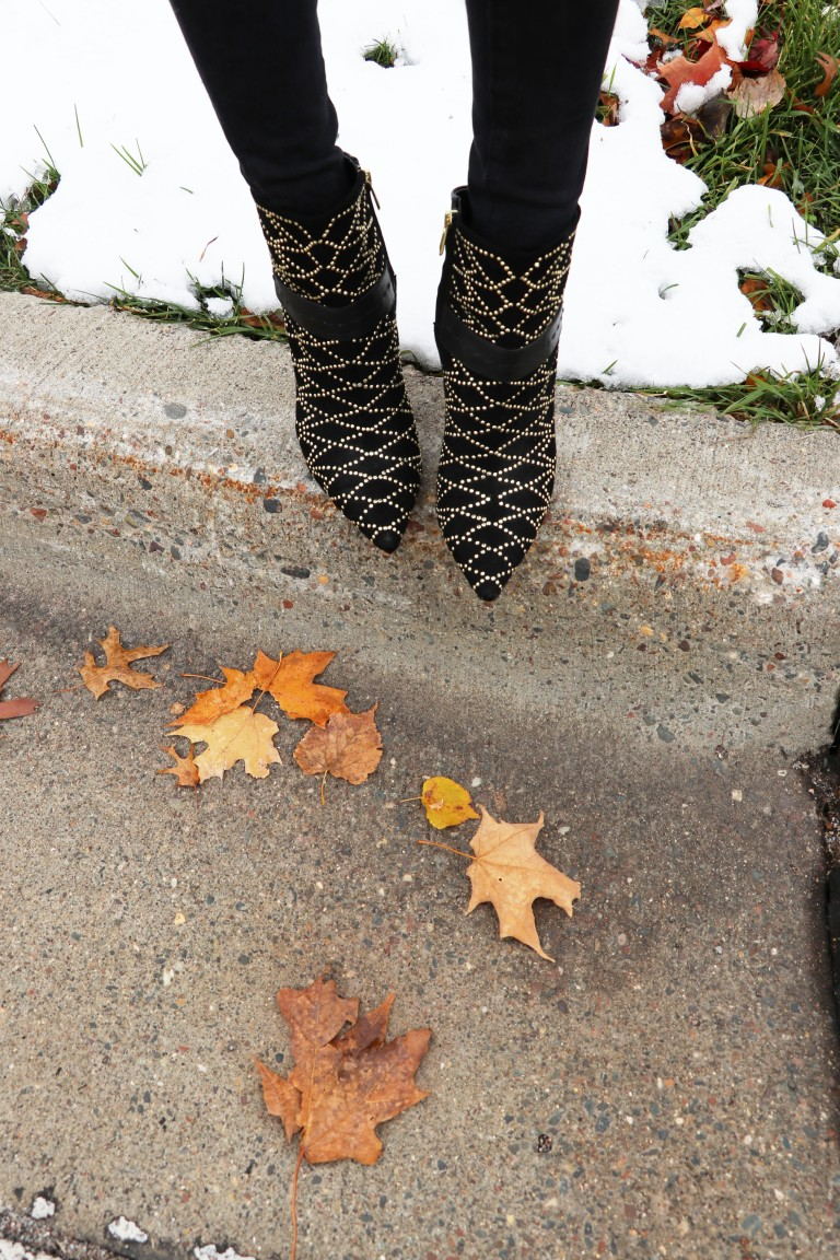 studded booties copy