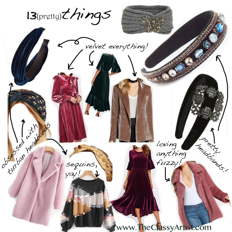 Shein What I Want December edition copy
