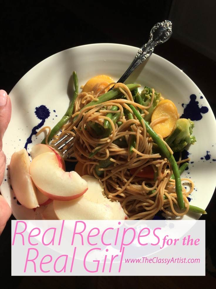 real recipes for the real girl top image