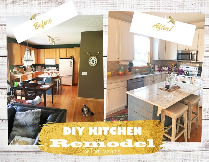 DIY Kitchen Remodel- before and after.jpg